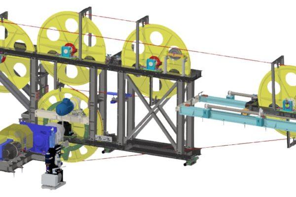 Seilbahn Engineering Antrieb