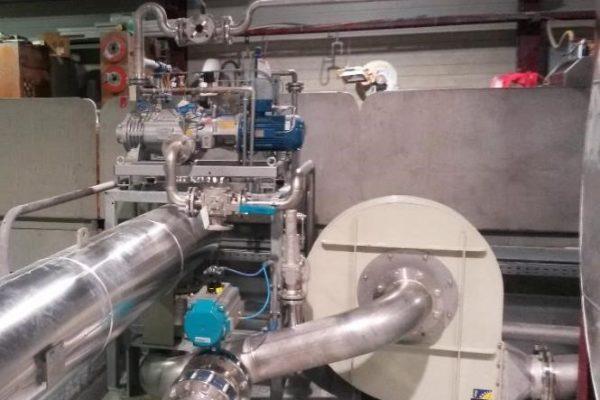 Verfahrenstechnik R&I Installation